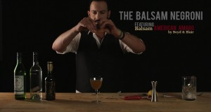 How-to-Make-The-Balsam-Negroni-featuring-Balsam-American-Amaro
