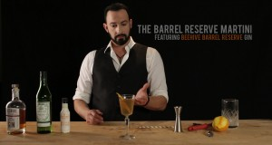How-to-Make-The-Barrel-Reserve-Martini-Featuring-Beehive-Barrel-Reserve-Gin