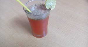 How-to-make-Watermelon-Fizz-Making-Watermelon-Soft-Drink