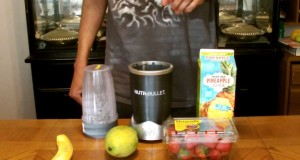 Nutribullet-Recipes-Mango-Banana-Strawberry-Pinapple