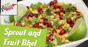 Nutritious-Bhel-Sprout-and-Fruit-Bhel-Healthy-Recipe-by-Tarla-Dalal-Quick-Snack-for-Breakfast