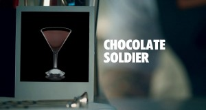 CHOCOLATE SOLDIER DRINK RECIPE – HOW TO MIX