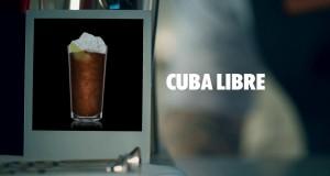 CUBA LIBRE DRINK RECIPE – HOW TO MIX