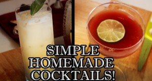 Easy Cocktail Recipes to Make at Home – Behind the Drink