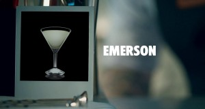 EMERSON DRINK RECIPE – HOW TO MIX
