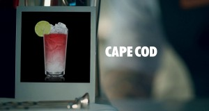 How to make an Absolut Cape Cod Cocktail | Recipe