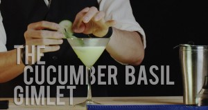 How to Make The Cucumber Basil Gimlet – Best Drink Recipes