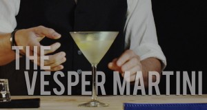 How to Make The Vesper Martini – Best Drink Recipes