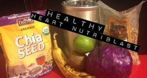 Nutribullet Healthy Heart Nutriblast Recipe