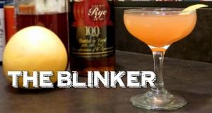 The Blinker – A Vintage Prohibition-Era Whiskey Cocktail