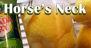 The Horse's Neck – Classic Whiskey Drinks – theFNDC.com