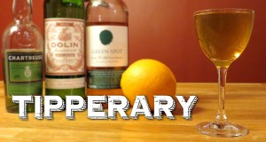 Tipperary – a Classic Irish Whiskey and Chartreuse Cocktail for St. Patrick's Day