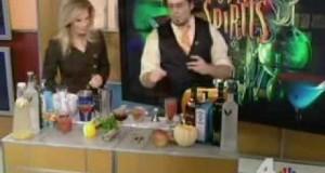 WNBC Halloween Cocktail Segment